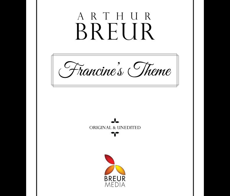 Francine's Theme – Piano Solo